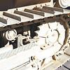 Case crawler track detail