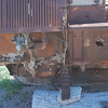 Caterpillar Twenty chassis side ft