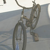 Columbia 1945 airborne bike front