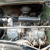 Dodge 1946 WDX Power Wagon engine side lf