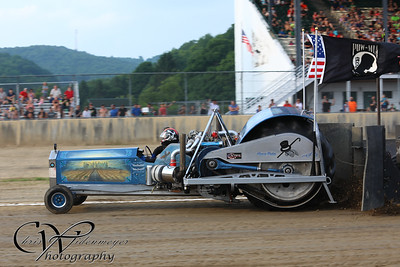 TRUCK & TRACTOR PULLING 2018
