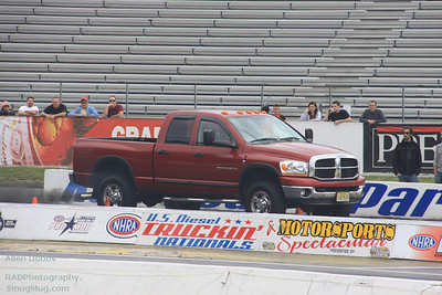 35th Annual US Diesel Trucking Nationals at Raceway Park Sept 17 2011