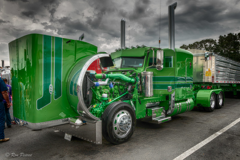 75 Chrome Shop 2015 Semi Truck Show April 2015 Backcountrybound
