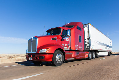 Central Trucking - Unit 373