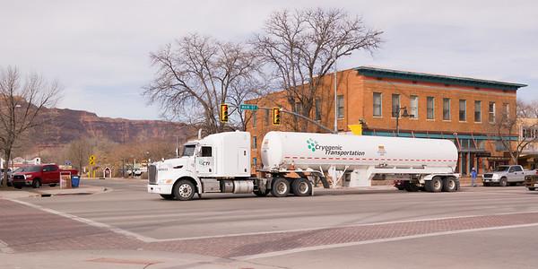 Cryogenic Transport - Unit 8613