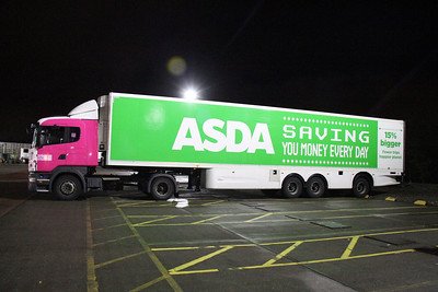 New 15% longer trailer is a Department of Transport initiative for 15% longer trailers which are 15m long.  Ouch.