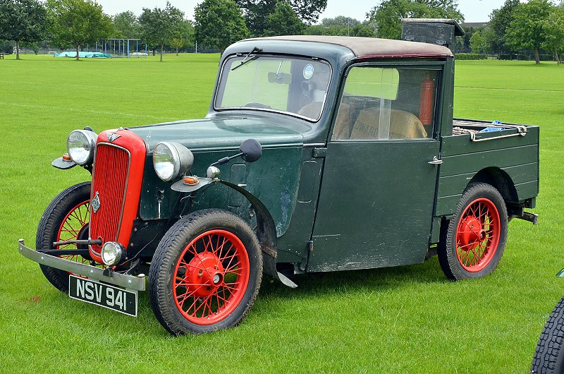 NSV 941 AUSTIN SEVEN PICK-UP 1936