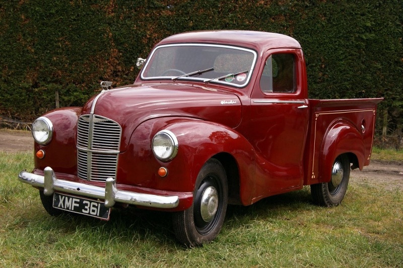 XMF 361 A40 DEVON 1951