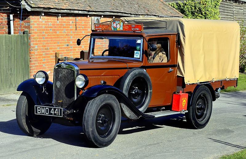 BMO 441 AUSTIN 12 VAN 1931