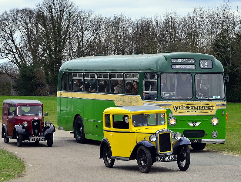 KJ 8013 & BTT 464