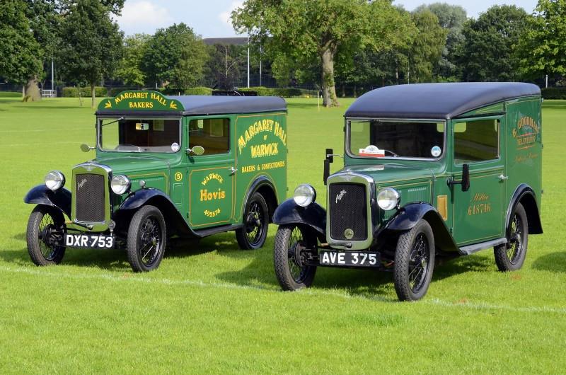 DXR 753 1937 & AVE 375 1935.