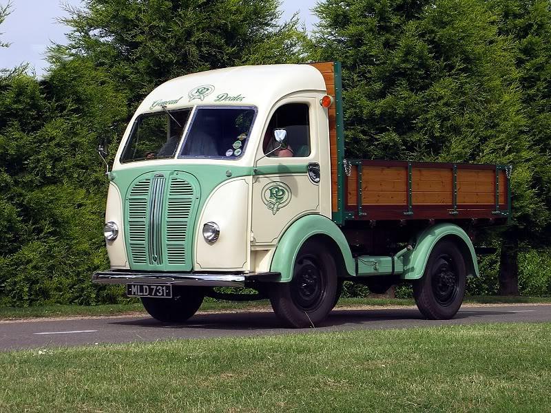 AUSTIN MOTOR COMPANY. - TRUCK-UK HISTORIC