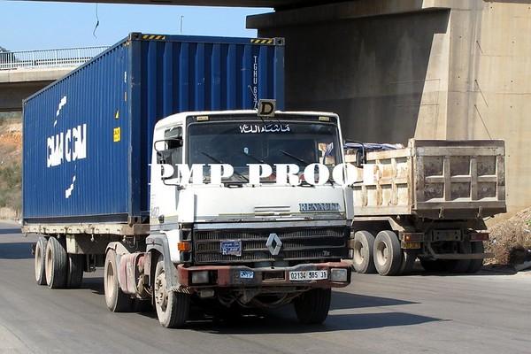 Algerian Trucks