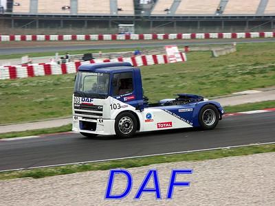 DAF TRUCKS.