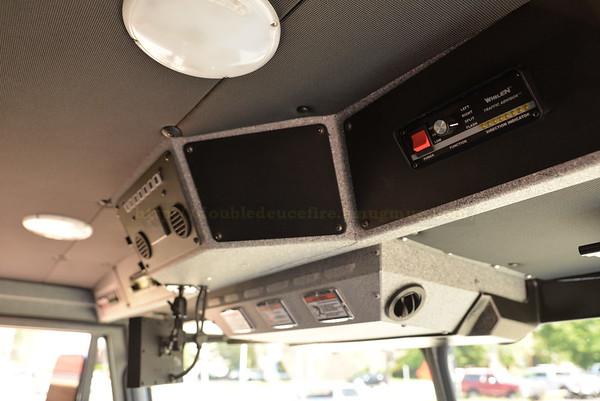 """Dearborn MI - New Delivery - 2017 Sutphen heavy Rescue pumper """"Squad 1"""""""