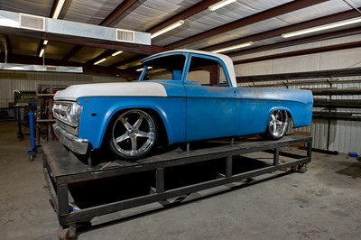 Dodge Truck Chassis