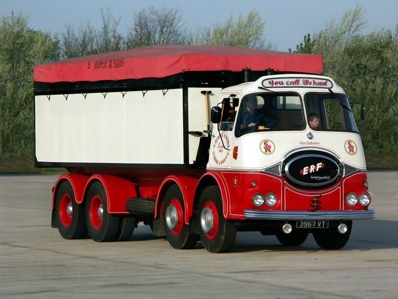 3967 VT ERF BULKER 1963