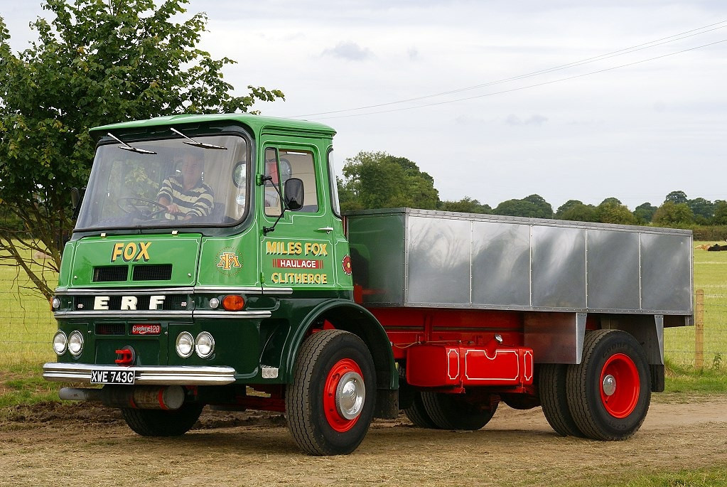 XWE 743G ERF 1969