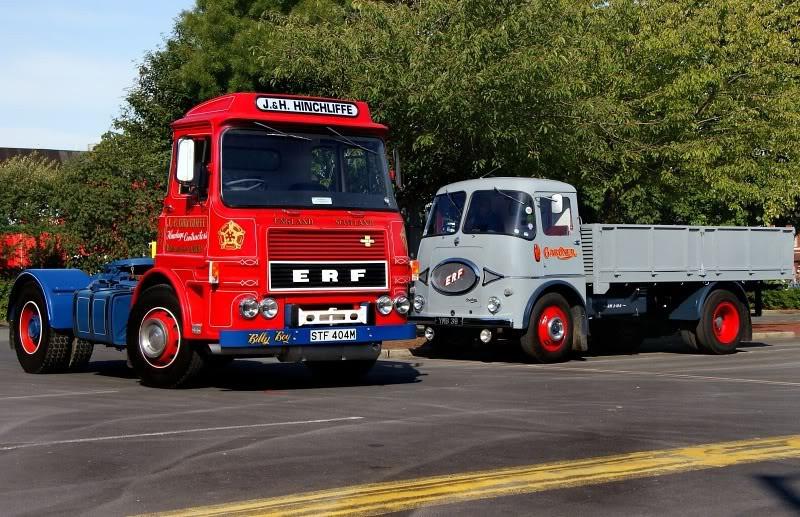 YMB 39 LGK44 1957 & STF 404M ERF