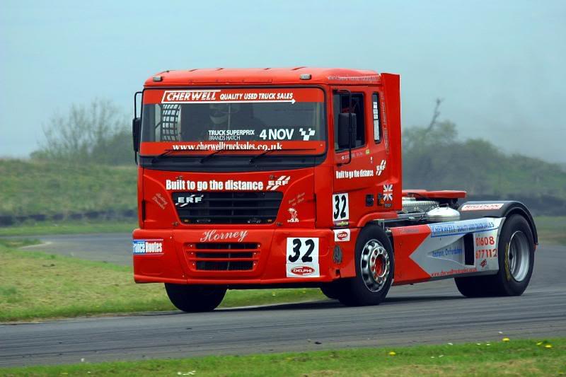ERF RACE TRCK