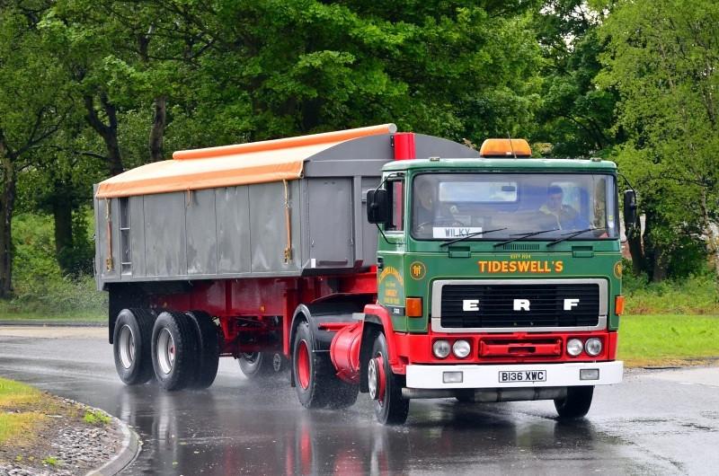 B136 XWC ERF C32 1984