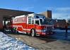 Presenting the brand new Rescue Company 17, to the service of the people of Colorado Springs on January 16, 2015.