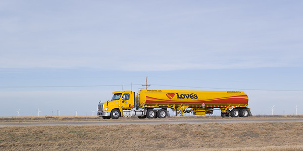 Loves (Gemini Transport) - Unit 1248