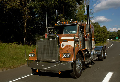 golden age of trucking museum show 9/13
