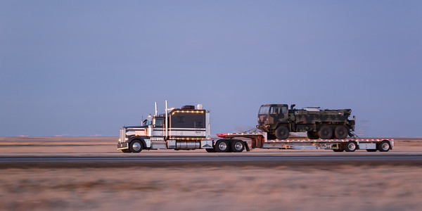 Mercer Transportation - Unit 12192