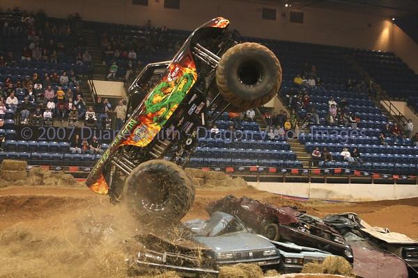 Monster Trucks Races 20080112