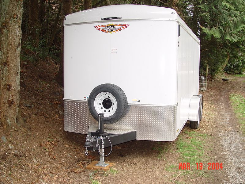 This is a very well built trailer, I highly recommend it to anyone who needs such a cargo hauler.