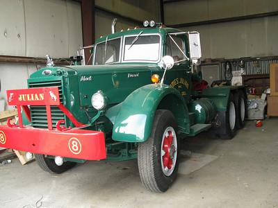 old work trucks