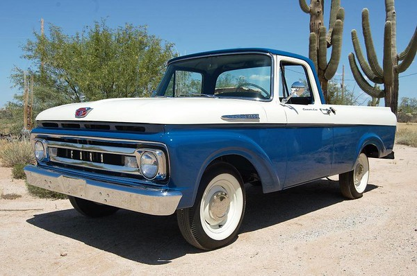 Immaculate 1961 F100