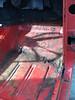 Passanger side floor board