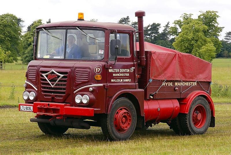 LTU 808L FODEN S41 1972