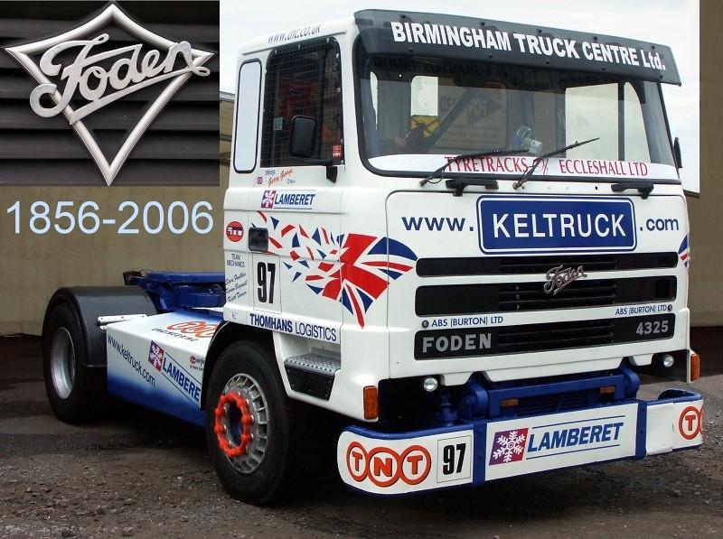 TRUCK RACE 2007 SEASON