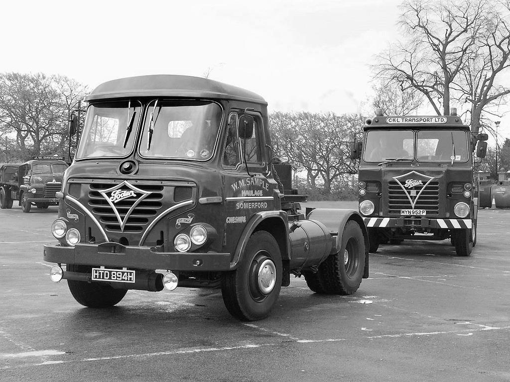 HTD 894H FODEN 1970