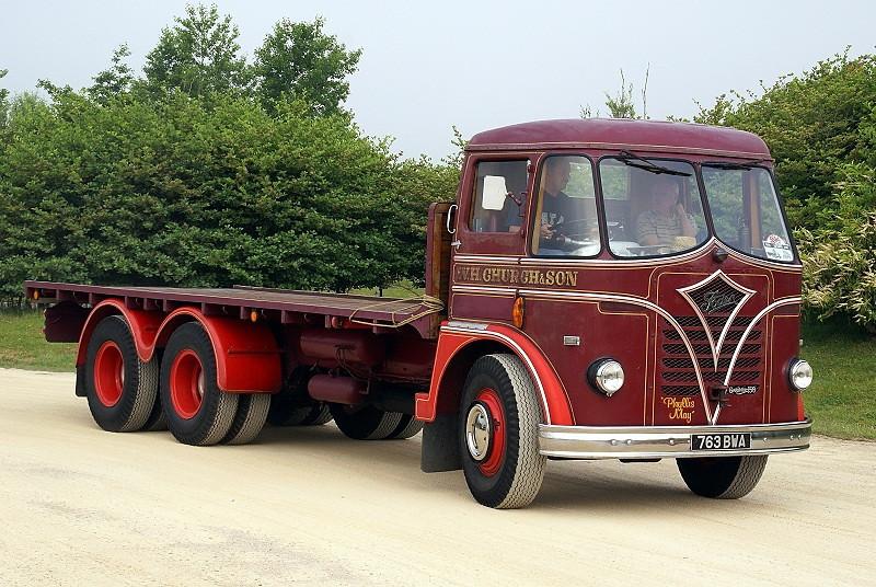763 BWA FODEN KG 6LX/20 1961
