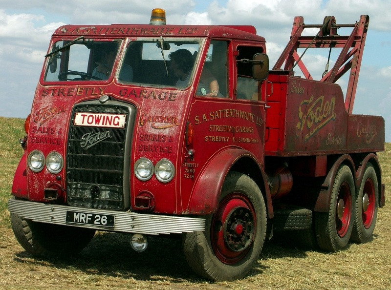 MRF 26 FODEN DG 1946