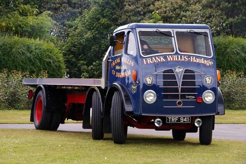 TRF 941 FODEN FG 5/10 1950