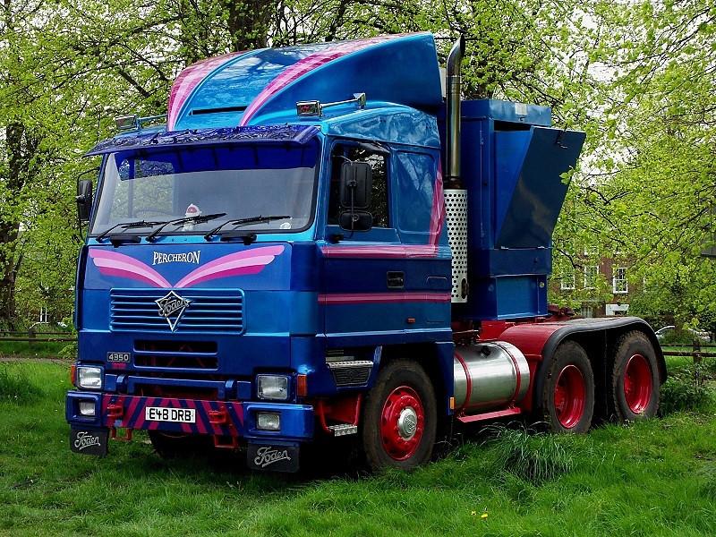 E48 DRB FODEN 1988
