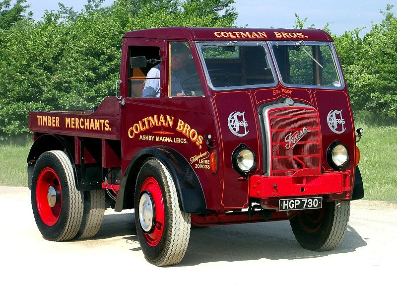HGP 730 FODEN 1946