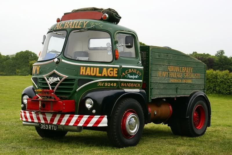 353 RTU FODEN S21 1961
