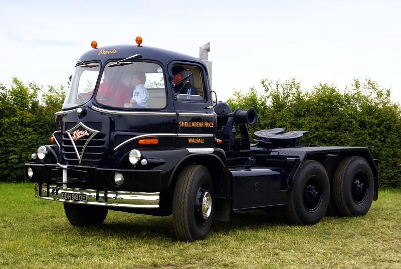 ODH 990E FODEN 1967