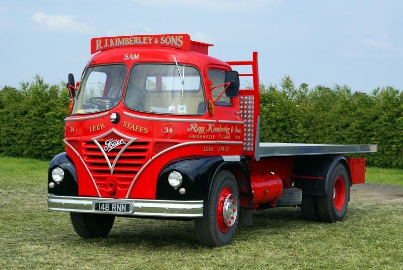 148 RNN FODEN S21 1962