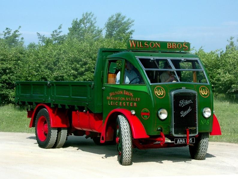 AMA 105 FODEN 1933