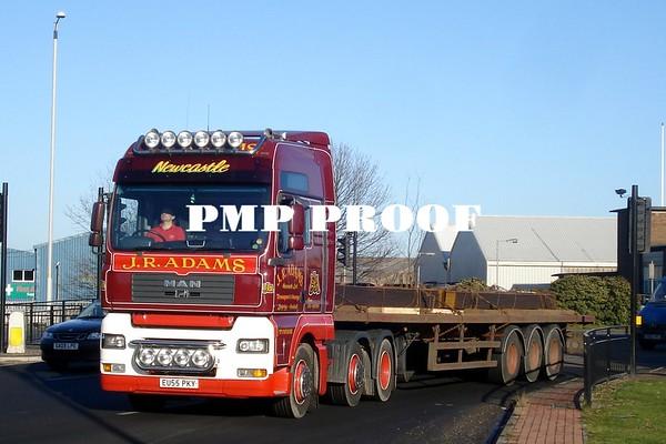 M.A.N Trucks