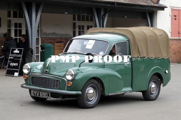 Morris lorries and vans
