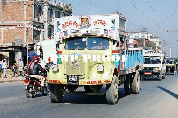 TRUCKS IN ASIA & PACIFIC