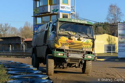 Testy - Dakar 2016